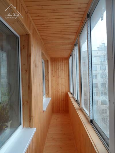 Остекление и отделка балконов и лоджий пластиковые окна veka.